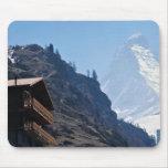 Matterhorn, Zermatt, Switzerland Mouse Pad
