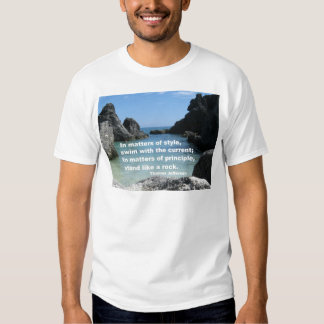 Matters of principle... T-Shirt