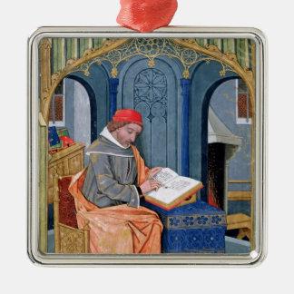 Matthaeus Platearius Metal Ornament