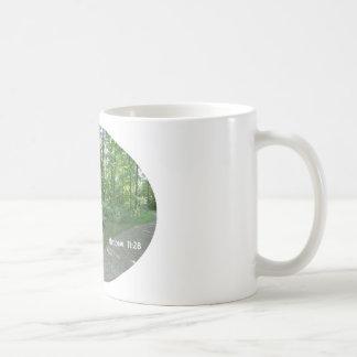 Matthew 11:28 mugs