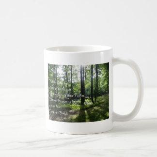 Matthew 13:43 coffee mugs