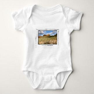 Matthew 17:20 baby bodysuit