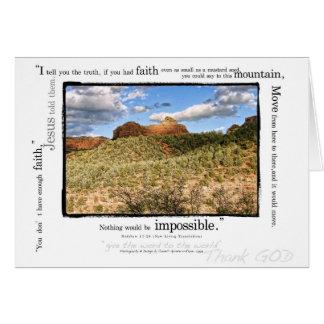 Matthew 17:20 card