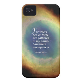 Matthew 18 20 Case-Mate iPhone 4 case