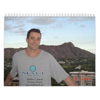 Matthew 1 2008 calendar