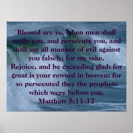 Matthew 25:45 poster