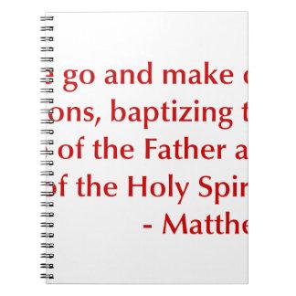 Matthew-28-19-opt-burg.png Spiral Note Book