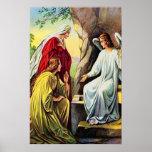 Matthew 28:1-7 He Is Not Here, He Has Risen poster