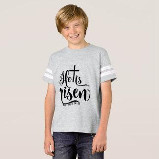 Matthew 28:6  He is Risen T-Shirt