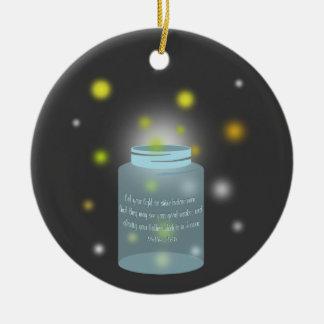 Matthew 5:16 Let Your Light Shine Ornament