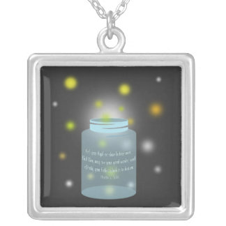 Matthew 5 16 Let Your Light So Shine Necklace