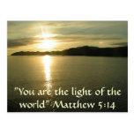 Matthew 5: Postal 14