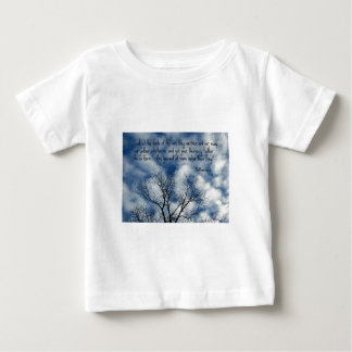 Matthew 6:26 Look at the birds of the air... T Shirts