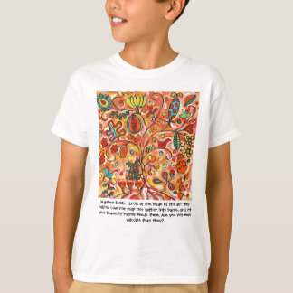 matthew 6:26 T-Shirt