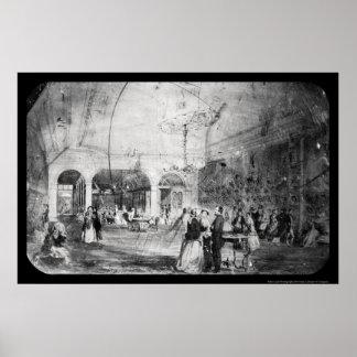 Matthew Brady Daguerreotype 1854 Posters