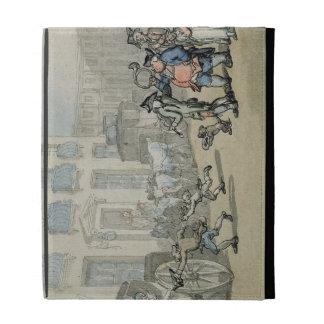 Matthew Bramble's Trip to Bath: Arrival at Bath (w iPad Folio Cover