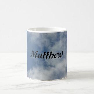 Matthew Coffee Mug
