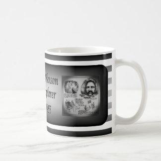 Matthew Henson ~ African-American Arctic Explorer~ Coffee Mug