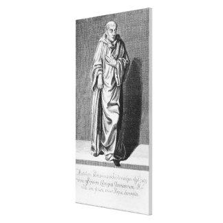 Matthew París, 1795 Impresiones De Lienzo