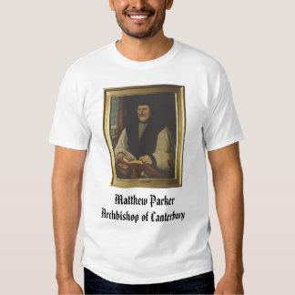 Matthew Parker, Matthew ParkerArchbishop of Can... Shirt