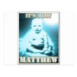 MATTHEW POSTAL
