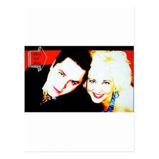Matthew Rappaport y Jane Ellen hacen Vegas Postal