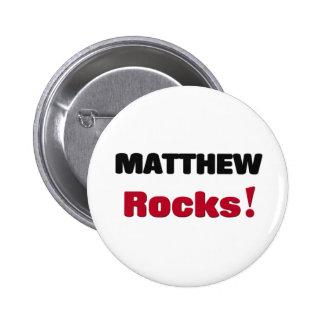 Matthew Rocks Button