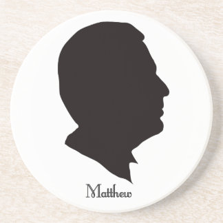 Matthew Sandstone Coaster