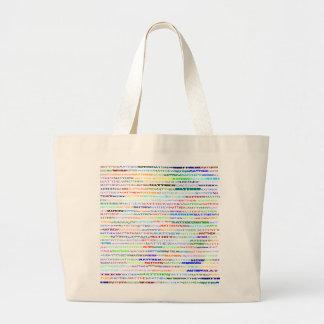 Matthew Text Design II Bag