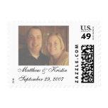 Matthew y Kristin 29 de septiembre de 2007 Sellos