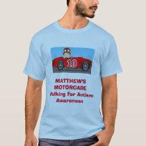 Matthew's Motorcade T-Shirt