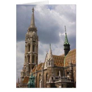 Matthias Church, Budapest Card
