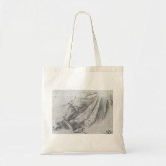 Matthias Grünewald: Drapery Study Bag