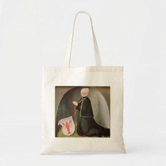 Matthias Grünewald- Heller Altarpiece (detail) Bags