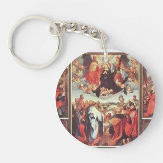 Matthias Grünewald- Heller Altarpiece Keychain