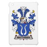 Matthisen Family Crest iPad Mini Covers