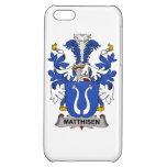 Matthisen Family Crest iPhone 5C Case