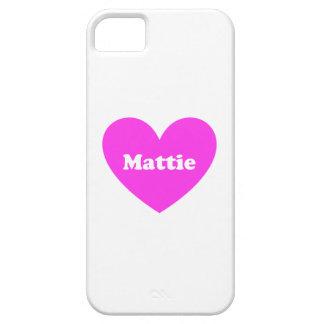 Mattie iPhone SE/5/5s Case