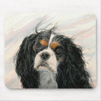 Mattie the King Charles Cavalier Mouse Pad