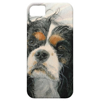 Mattie the King Charles Cavalier Spaniel iPhone SE/5/5s Case