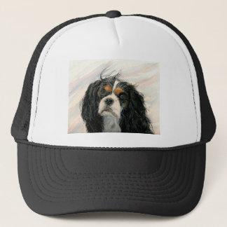 Mattie the King Charles Cavalier Spaniel Trucker Hat