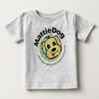 MattieDog for Toddlers Baby T-Shirt