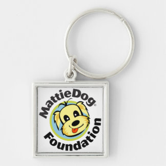 MattieDog Foundation Keychain