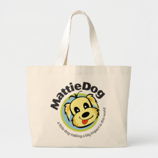 MattieDog Tote Bag