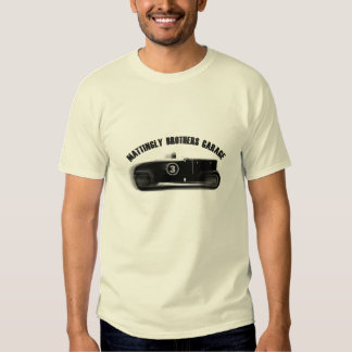 Mattingly Brothers Garage Salt Flats T Shirt