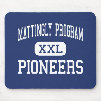 Mattingly Program Pioneers Middle Owensboro Mouse Pad