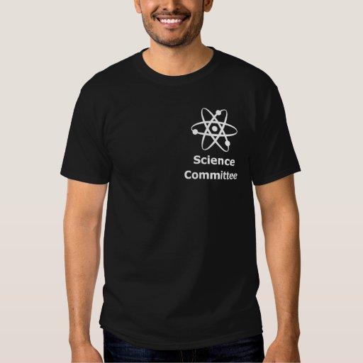 Mattos Science Committee shirt
