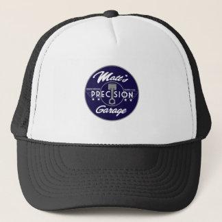 Matt's Precision Garage Standard Logo Trucker Hat