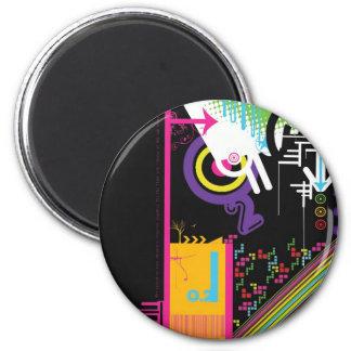 mattsdiarythingy1 2 inch round magnet