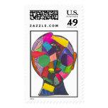 Mattson-Malawi P Postage Stamps